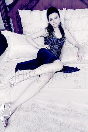 中国第一美女 中国最美女亿万富翁成长历程