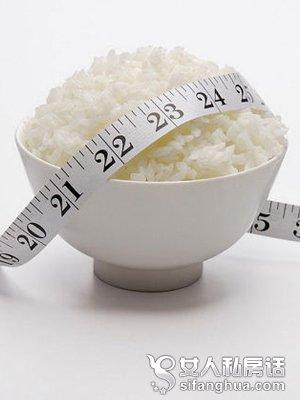 [哪种瘦身产品效果好]4种瘦身米 让你越吃越窈窕
