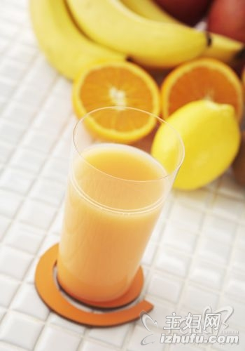 [心情不好的图片]心情不好?试试咖啡加橙汁!