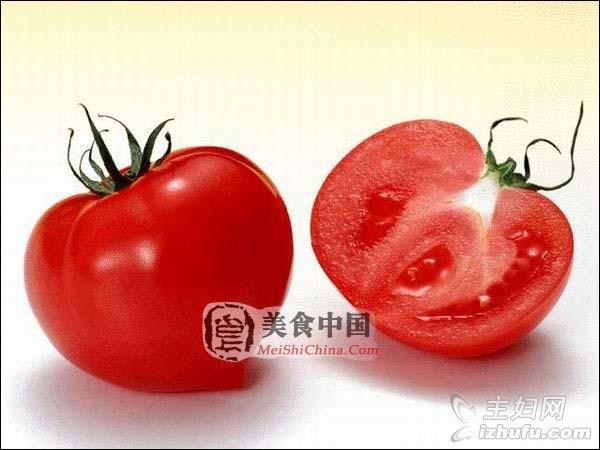 美食中国图片 - 番茄药膳方