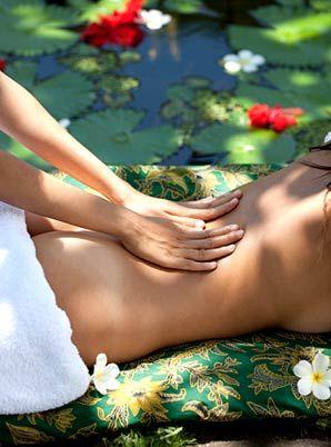 女人经常按摩身体5部位不变老