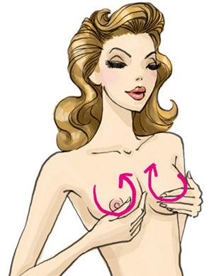 【每天3分钟吗】每天3分钟 全方位保养乳房