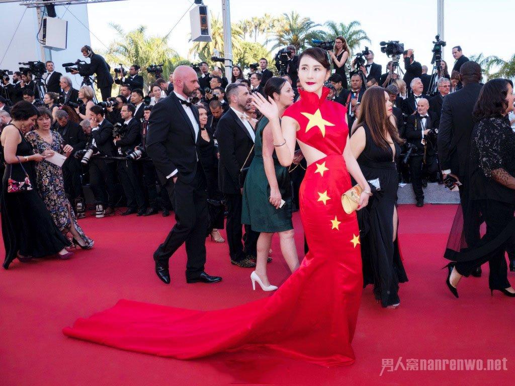 网红徐大宝戛纳亮相