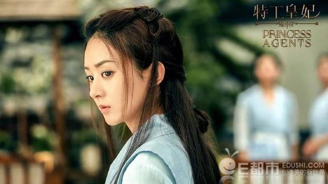 《楚乔传》赵丽颖演技大爆发 陷抠图风波抠图太假成最惨女主