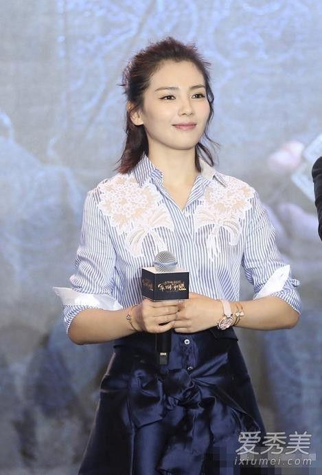 军师联盟发布会刘涛衣服是什么牌子 刘涛同款衣服品牌