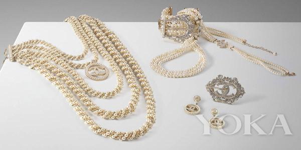 Chanel珍珠系列
