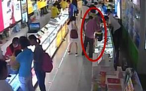 10岁女孩书店遭7旬老汉猥亵3次