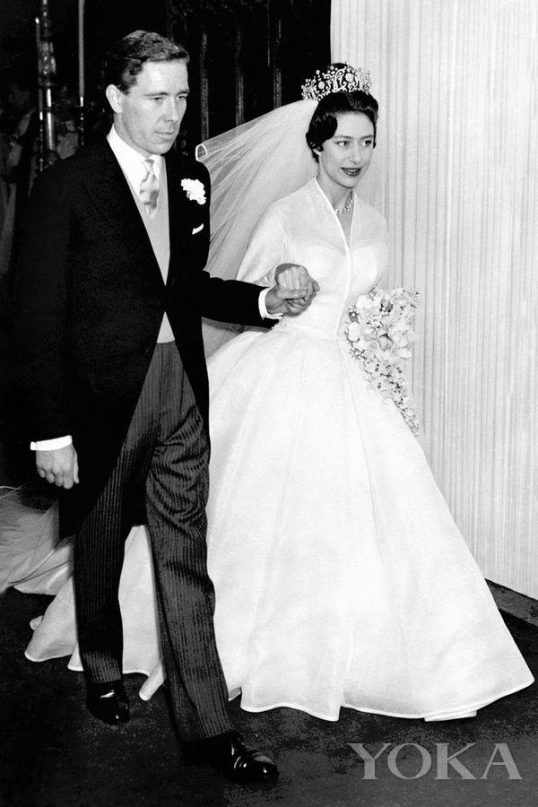 玛格丽特公主与安东尼·阿姆斯特朗·琼斯