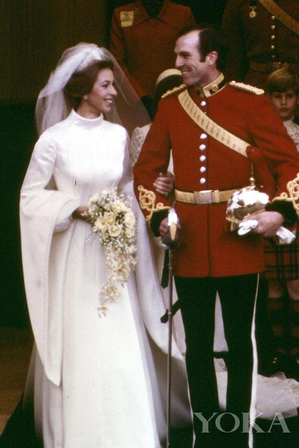 安妮公主与马克·菲利普斯