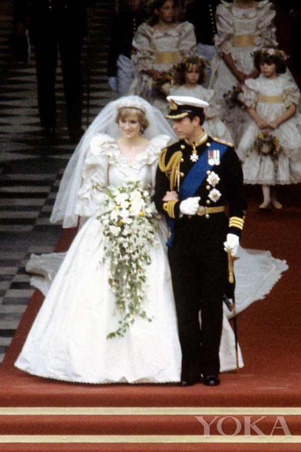 查尔斯王子与戴安娜王妃
