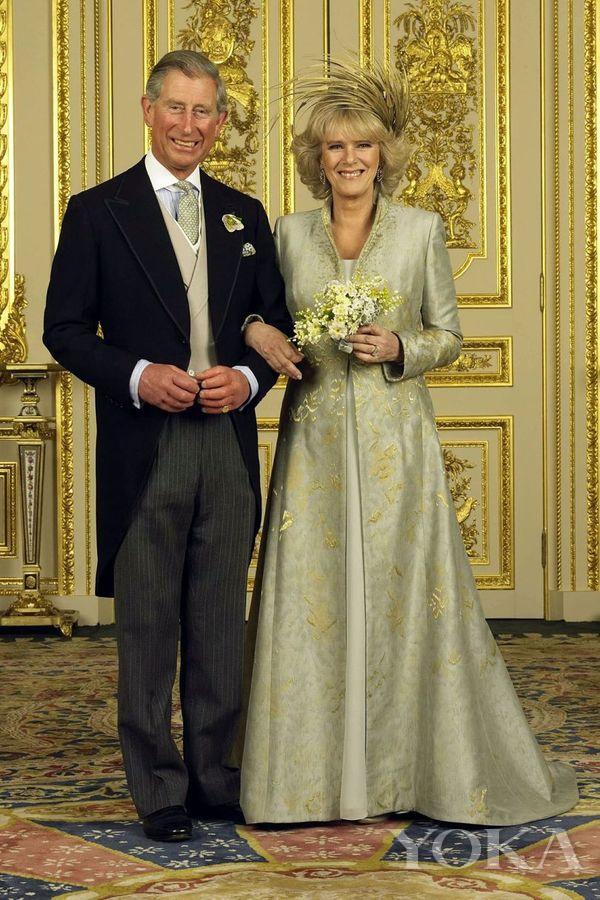 查尔斯王子与康沃尔公爵夫人卡米拉