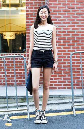 不用穿高跟鞋也能增高!矮个子女生视觉加5cm的搭配技巧