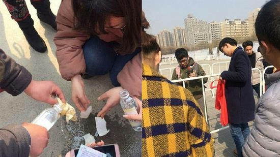 深圳地铁踩踏致15伤