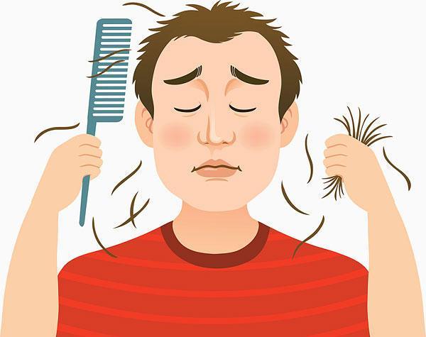 产后脱发吃什么调理|调理脱发症状把血脉开通有奇效