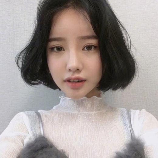 2017最流行韩式短发剪了会上瘾
