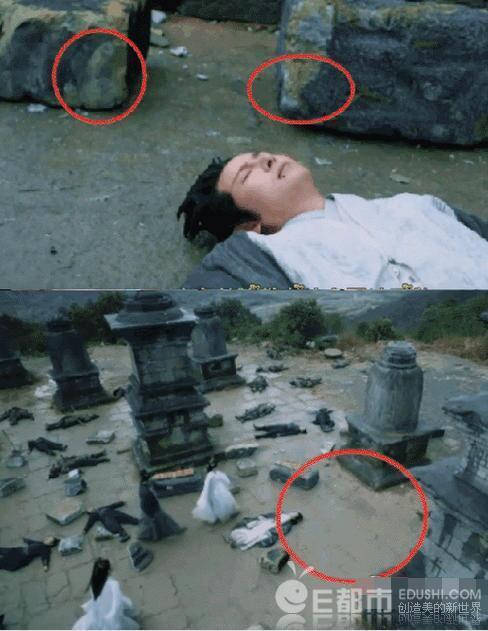 刘诗诗用的灵石竟是鸭脖 醉玲珑穿帮大揭秘 还有什么是你想不到的?