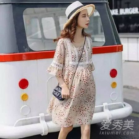孕妇夏天能穿裙子吗?适合孕妇穿的连衣裙