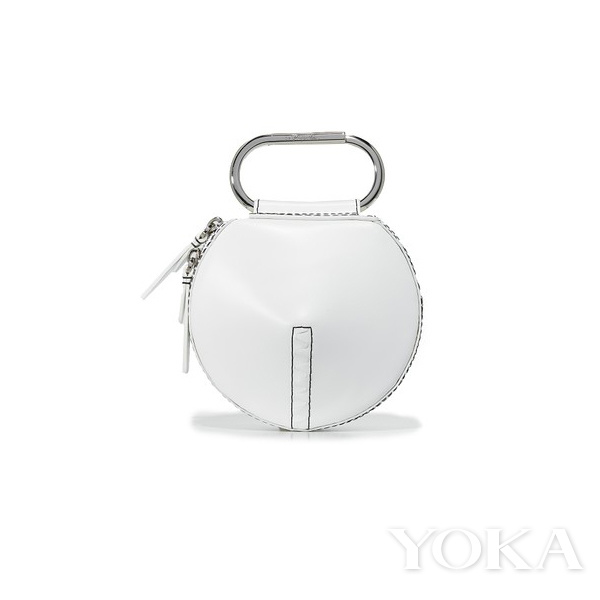 3.1 Phillip Lim Alix 圆形手包,<!--_404ESCAPE404_--> 395.00,可购于shopbop.com,图片来自官网。