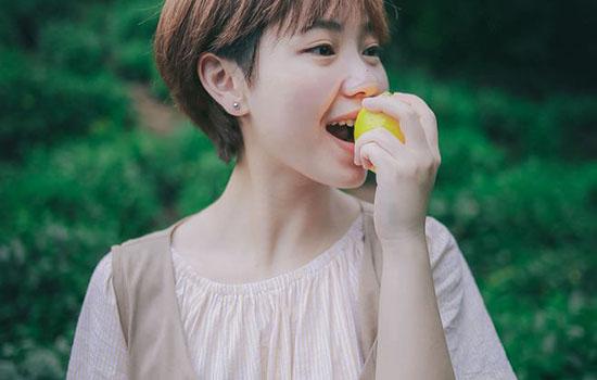 柠檬可以洁白牙齿吗