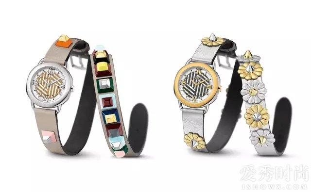 Fendi Selleria系列腕表