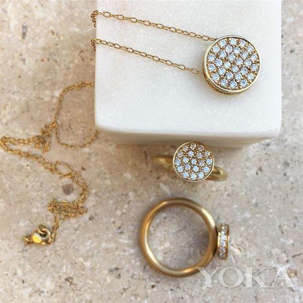 Elsass Jewelry珠宝,图片来自品牌官方Instagram。