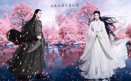 网曝赵又廷携高圆圆看《三生三世》 网友:夫妻看电影都如此恩爱