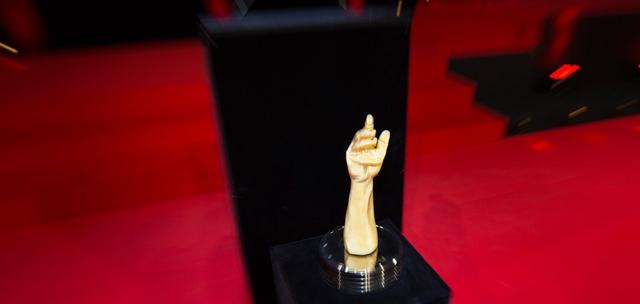 GPHG最高奖项-金手指奖,图片来源GPHG官网。