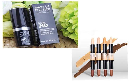 防水化妆品推荐