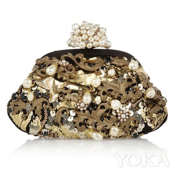 bolsa珍珠包(图片来源于Pinterest)