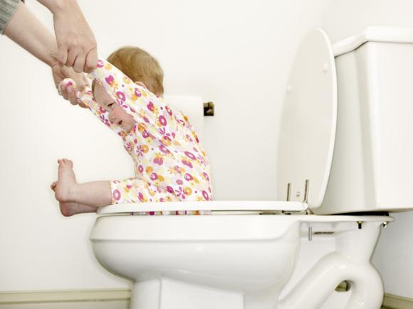 宝宝如厕训练