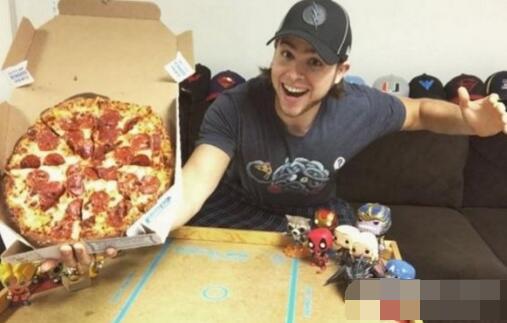 披萨,减肥,模样