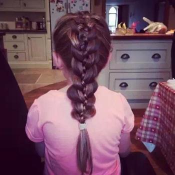 儿童发型图片