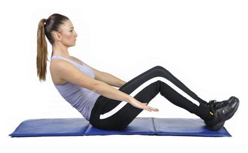 【产后腰腹部赘肉怎么减】产后腹部赘肉怎么减 6个动作让你瘦出马甲线