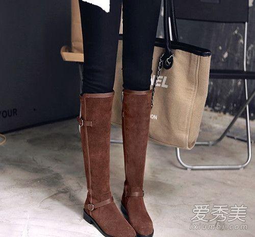 长筒靴怎么保养 长筒靴适合什么腿型穿