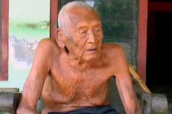 世界上最长寿的人,传说陈俊活了443岁(是真是假)