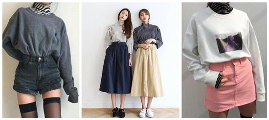 大长腿全靠它!欧尼最爱的5种「长裙」搭配