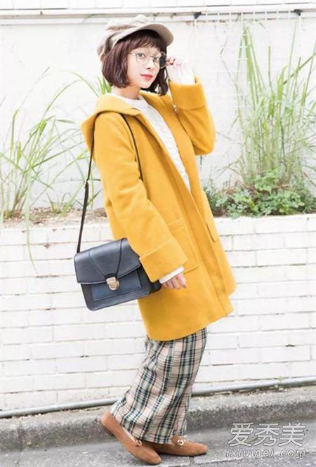 冬季大衣怎么穿最时髦 小个子也能照抄的大衣搭配模板top14