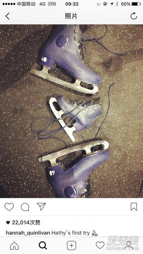 周杰伦女儿滑冰照片曝光 周杰伦女儿在哪滑冰