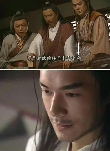 古天乐年轻时的照片 24岁颜值逆天撞脸杨洋确定不是在黑他?