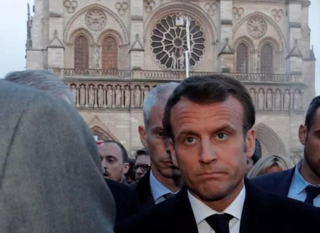 """巴黎圣母院大火,""""这是整个法兰西民族的灾难"""""""
