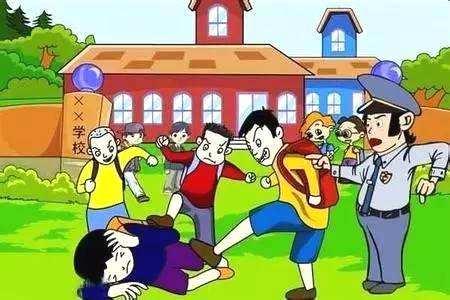 殴打校友被反杀