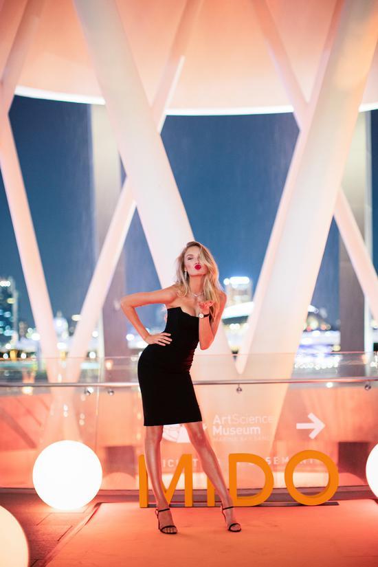 瑞士美度表于新加坡盛大举行百年华诞庆典