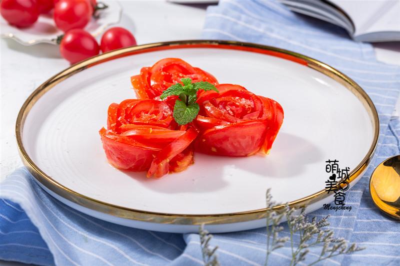 白吃猫|白吃西红柿30年,这么做瞬间美的让人窒息,让人怀疑人生!