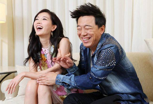 林志玲宣布结婚 去年年底的时已确认了情侣关系