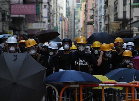 0806 香港示威者 环球时报.jpg