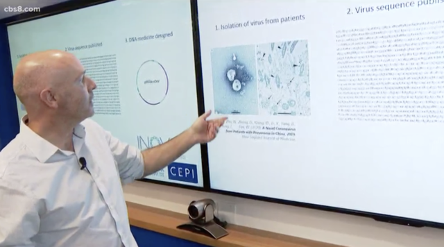 Công ty Mỹ tuyên bố tìm ra vắc-xin kháng virus corona trong 3 giờ - 1