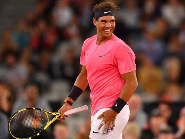 Federer - Nadal th?ng tr? top 3 ATP : Coi ch?ng th? l?c Djokovic - 1
