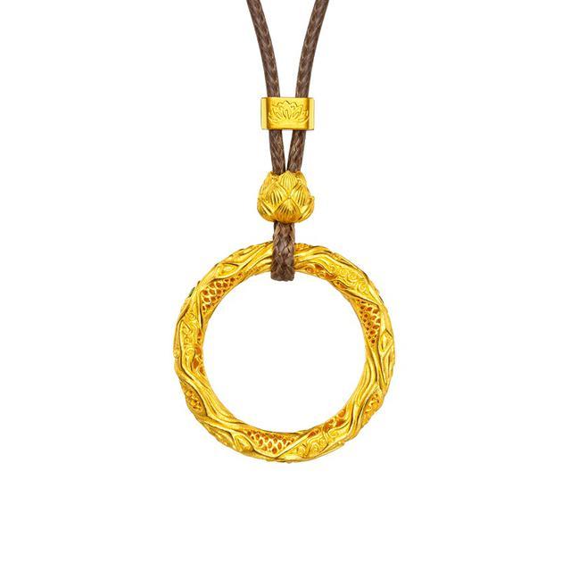 乾坤圈项链