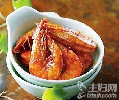 [教育部人文社科]教您一道简单的儿童美味食谱:微波番茄虾