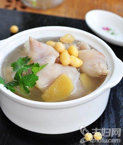 微信网页版|为您推荐一款下奶经典饮食:猪蹄汤的做法
